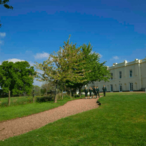 St Peter's Prep School on a sunny day