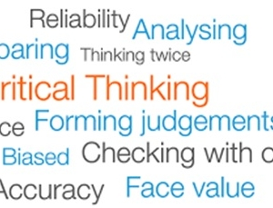 Critical Thinking Words at St Peter's Preparatory School